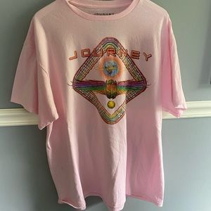 Tops - Journey Concert Band Tee Size XL NWOT
